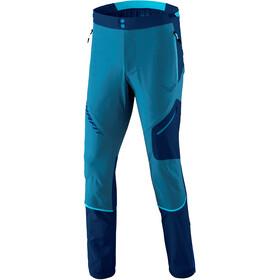 Dynafit Transalper Dyna-Stretch Pantalones Hombre, azul